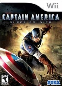 CAPTAIN AMERICA:SUPER SOLDIER (WII) (Captain America Super Soldier Wii compare prices)