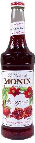 Monin Pomegranate Flavoured Syrup 1 Liter