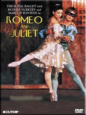 Prokofiev - Romeo and Juliet - The Royal Ballet (DVD NTSC)