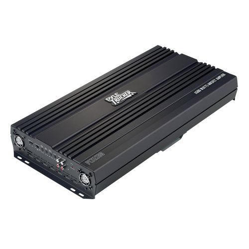 Pyle PLTA580 2-Channel 2,000-Watt 24-Volt Truck/Bus/RV Bridgeable Mosfet Amplifier (Hummer H3 Aux Cable compare prices)