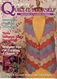 img - for Simplicity Quilt-It-Yourself Grandma's Flower Garden (0293) book / textbook / text book