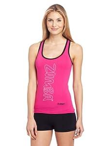 Zumba Fitness LLC Women's Galactic Racerback Tank Top
