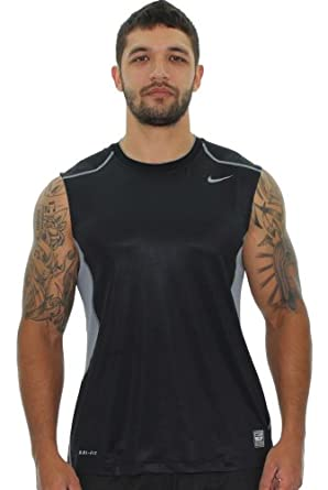 Nike Pro Combat Hypercool 2.0 Fitted Mens Sleeveless Tank Top by Nike