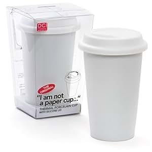 : I'm Not A Paper Cup - TASSE aus Keramik - neu