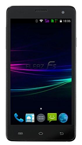 covia SIMフリー スマートフォン FLEAZ F5 ( Android4.4 / 5inch / 標準SIM / microSIM / デュアルSIMスロット / 8GB ) CP-F50AK -