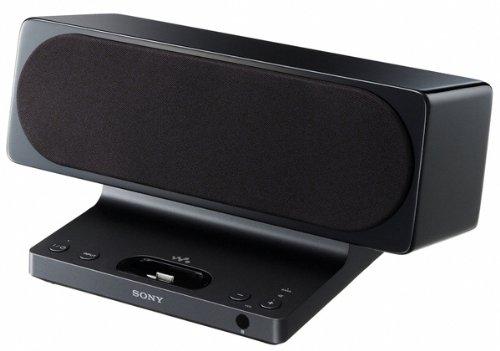 Sony SRSNWGU50.CEK Walkman Speaker Dock with Remote Control