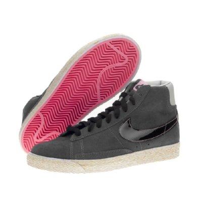 Nike Blazer mid vintage (PS) 549552003, Baskets Mode Enfant