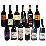 南アフリカ 日常ワイン 赤だけ 12本セット (クール便配送)