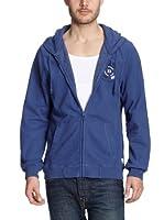 Cross Jeans Sudadera (Azul)