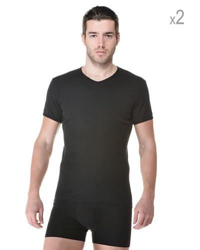 Ever by Fragi Set 2 Pezzi T-Shirt [Bianco]