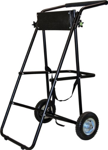 Learn More About Outboard Motor Cart Engine Stand with Folding Handle