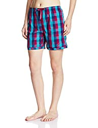 Jockey Multicolored Shorts (1310-0105-ASSTD_Multicolor_X-Large)