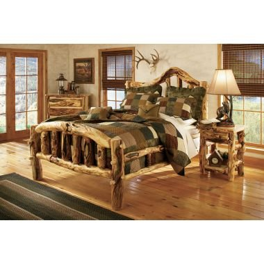Cabela's Extra-Gnarly Aspen Log Bed