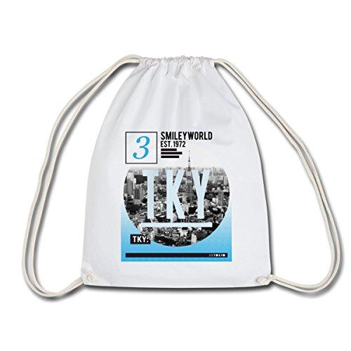 smiley-world-japon-tour-de-tokyo-sac-de-sport-leger-de-spreadshirtr-blanc