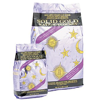 Image of Solid Gold Katz-N-Flocken Dry Cat Food 15lb