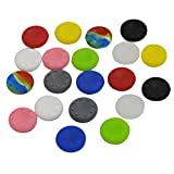 20 x Silicone Analog Controller Thumb Stick Grips Cap Cover for Sony Play S - Wireless Phone Accessory