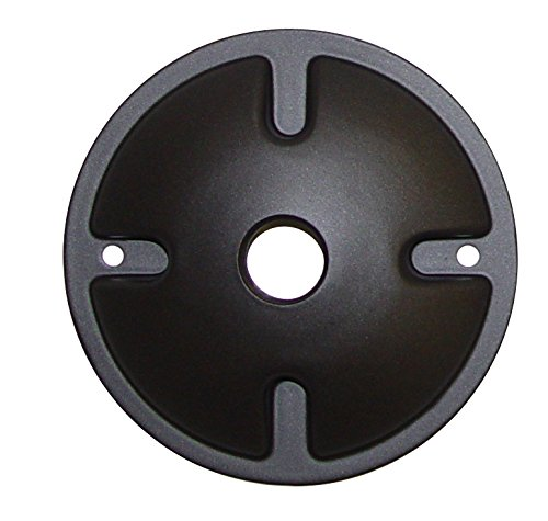 Nuvo lighting sf76 665 one light die cast aluminum durable - Exterior light fixture mounting plate ...