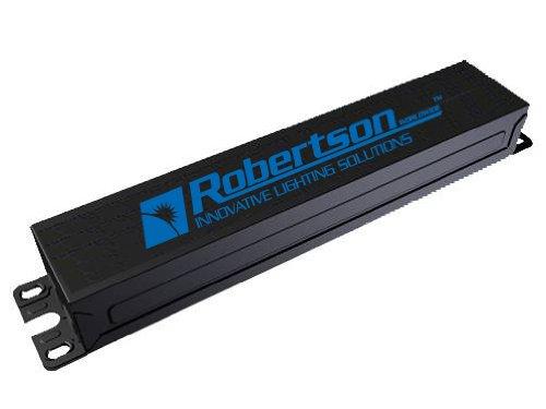Robertson 3M20027 Fluorescent Eballast For 2 Cfq13W/G24Q Cfl Lamp, Program Start, 347 Vac, 50-60Hz, Normal Ballast Factor, Hpf, Model Psk213Cq347 /A