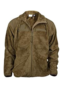 Coyote ECWCS Polar Fleece Gen III Level 3 Jacket from Rothco