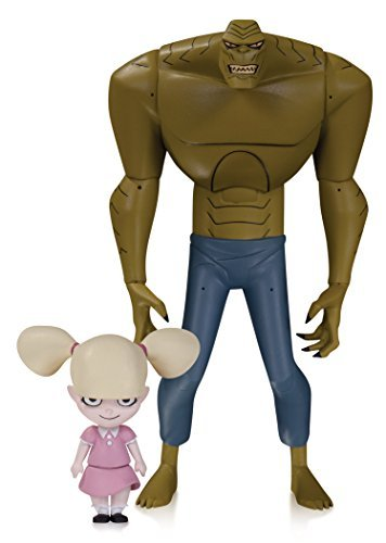 DC Collectibles The New Batman Adventures: Killer Croc Action Figure with Baby Doll