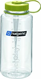Nalgene - Everyday Tritan BPA Free Widemouth Water Bottle Clear - 32 oz.