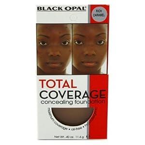 Black Opal Total Coverage Concealer 0.4 oz. Rich Caramel