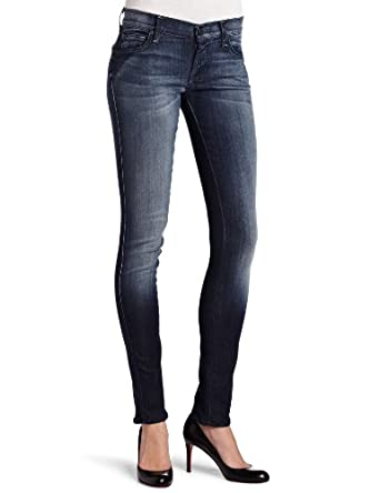 7 For All Mankind Women's Roxanne Slim Fit Jean in Mollison Ombre, Mollison Ombre, 24