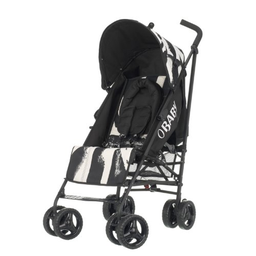 Obaby Atlas Vintage Stroller (Union Black)