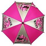 Trade Mark Collections Disney Minnie Mouse Diva Mega Star Umbrella