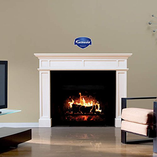 fathead wall decal quot fireplace quot home garden fireplaces