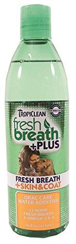 tropiclean-fresh-breath-water-additive-plus-skin-and-coat-473-ml