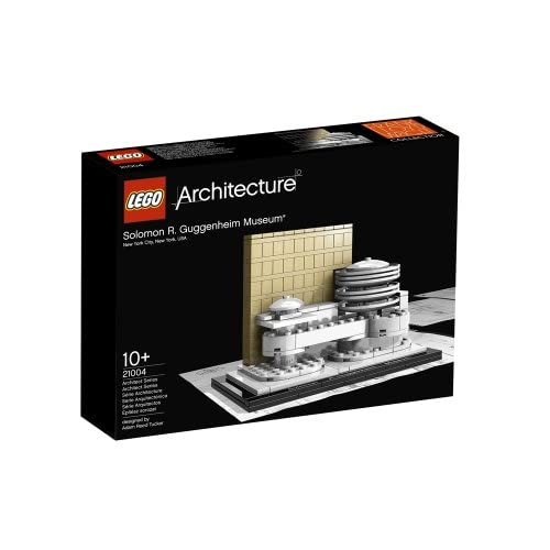 LEGO-Architecture-21004-Solomon-R-Guggenheim-Museum-Toy