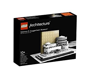 Lego architecture 21004 solomon r guggenheim museum amazon it