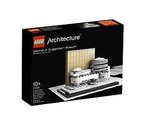 Lego Architecture - 21004 - Jeu de Construction - Solomon R - Guggenheim Museum