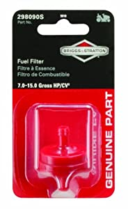 Briggs & Stratton Fuel Filter 150 Micron 5018K from Briggs & Stratton