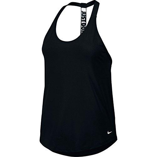 Women's Nike Training Tank Black/White Size Small
