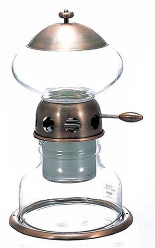 Hario Water Dripper Pota Bronze Manual Cool Coffee
