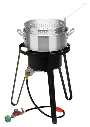 Bayou Classic B135 Sportsman S Choice Fish Cooker