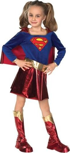 Costumes For All Occasions Ru82314Sm Supergirl Child Small