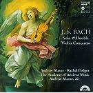 Solo & Double Violin Concertos