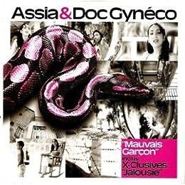 Assia & Doc Gyneco:Mauvais Garcon [Import anglais]