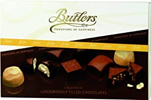 Butlers Chocolates Gift box, Luxury Filled