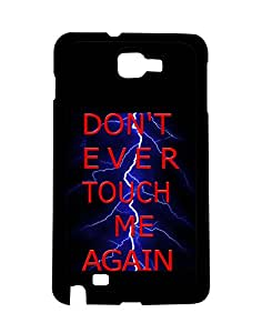 Mobifry Back case cover for Samsung Galaxy Note 1 N7000 Mobile ( Printed design)