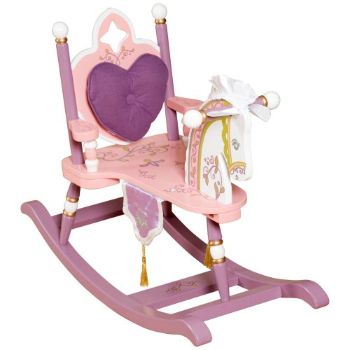Rocking Horse Chair front-909721