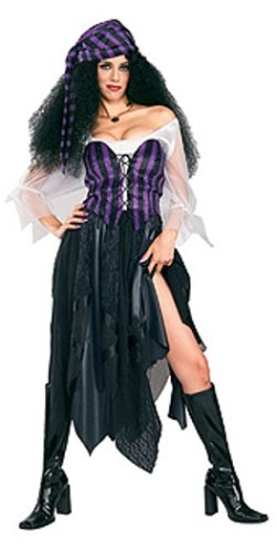 Rubie's Costume Pirates of the Seven Seas¿ Buccaneer Betty - Adult Standard Costume
