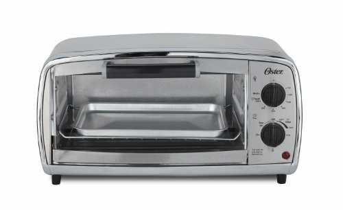 Oster TSSTTVVGS1 4-Slice Toaster Oven, Stainless Steel (Oster Oven Parts compare prices)