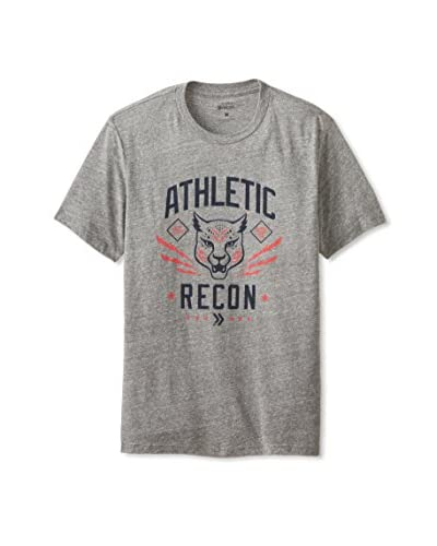 athletic recon Men's Cougar Power Short Sleeve Shirt