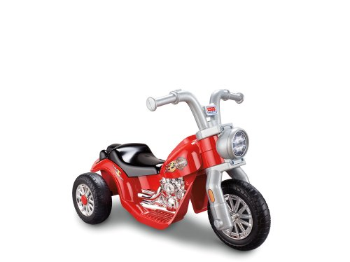 Fisher-Price Power Wheels Lil Harley