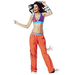 Buy Zumba Fitness Ladies Cut Me Loose Cargo Pant by Zumba Fitness