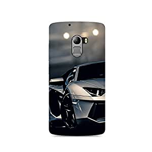 TAZindia Printed Hard Back Case Cover For Lenovo K4 Note